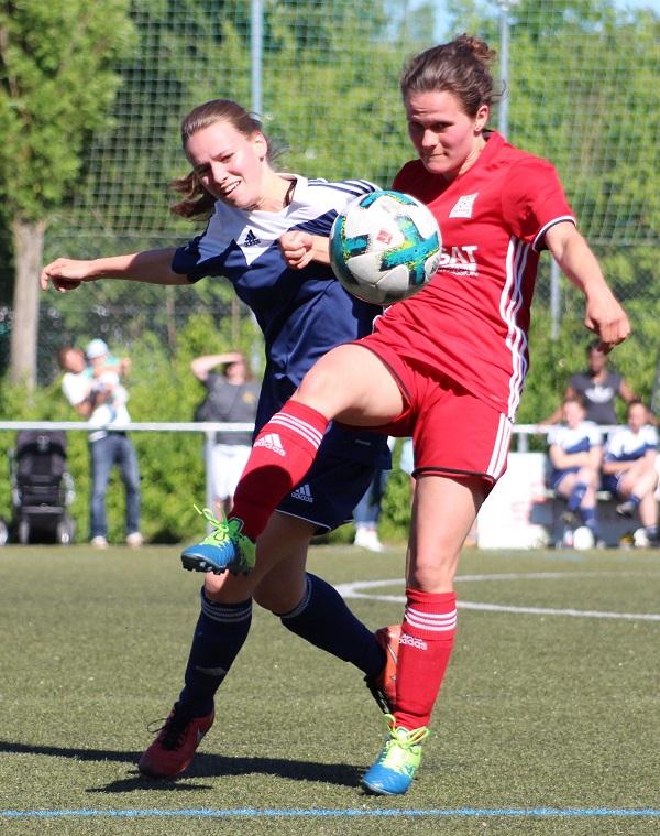 Frauen beenden die Saison mit einer 1:4 Niederlage