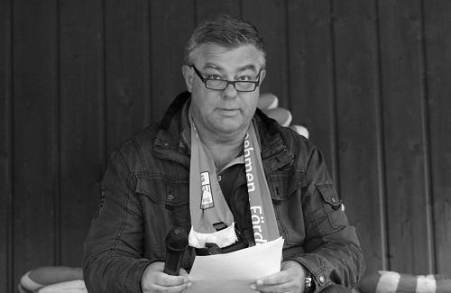 Günter Gellert verstorben