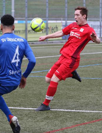Herren1: Sieg gegen den SV Oberachern
