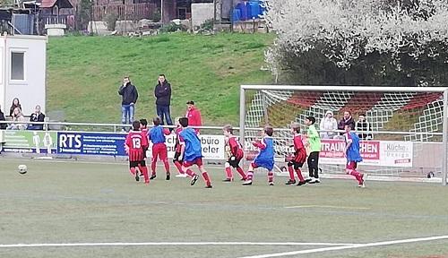 U10 mit gutem Test gegen den TSV Schwaikheim