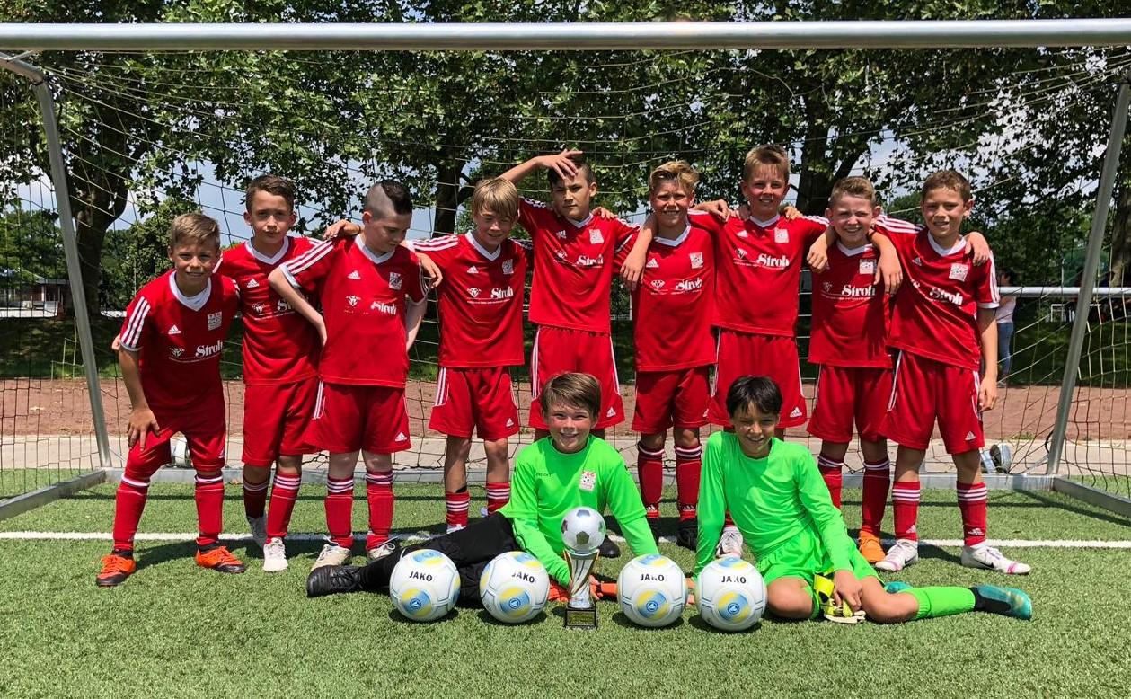 U11 gewinnt Turnier in Pleidelsheim