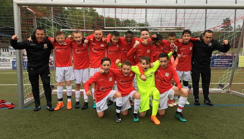 U13 zieht ins Pokalfinale ein