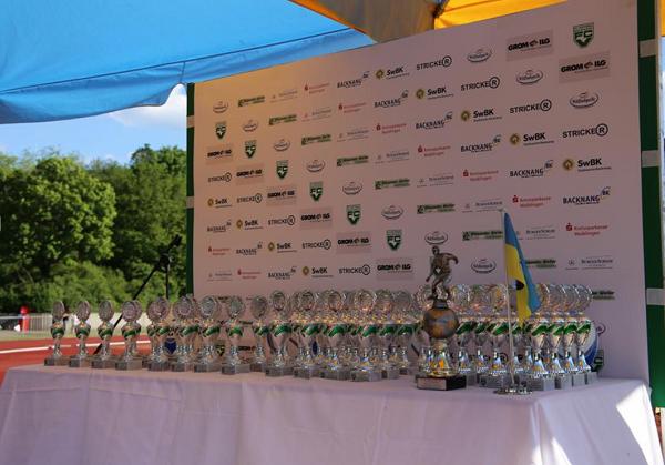 U14: Guter 5. Platz beim internationalen Turnier in Backnang