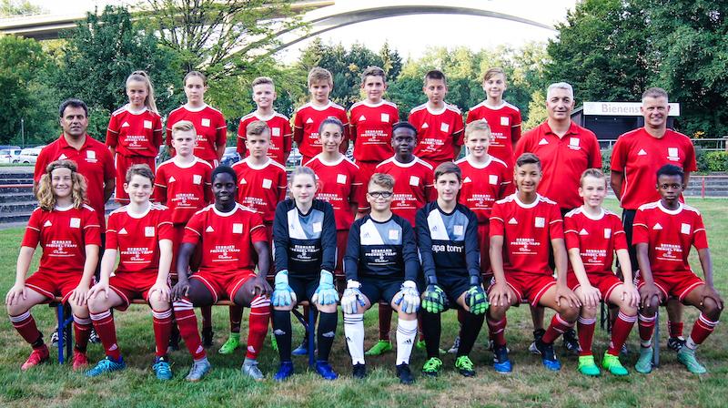 C-Junioren starten kommende Saison in der Bezirksliga
