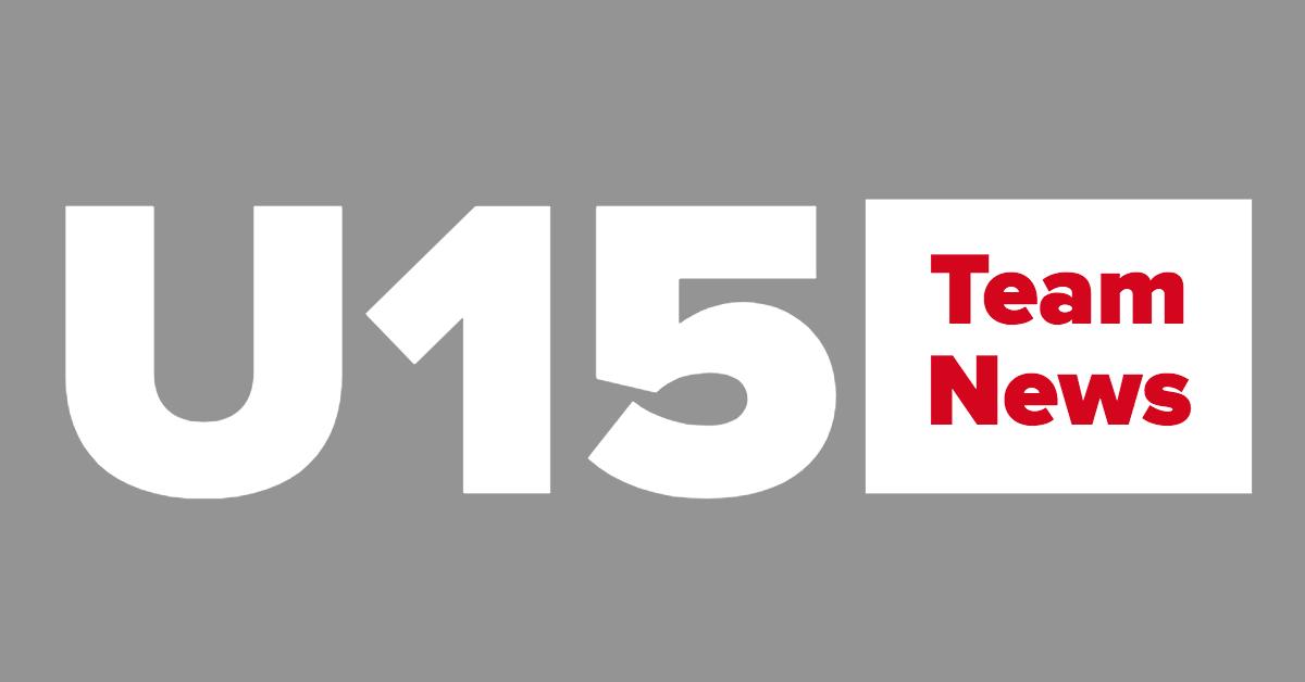 U15-Junioren entscheiden Regenschlacht gegen SG Weinstadt mit 3:0 für sich