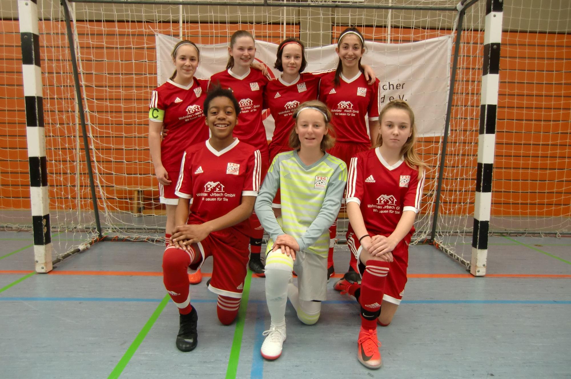 U15-Juniorinnen erreichen das WFV-Finale
