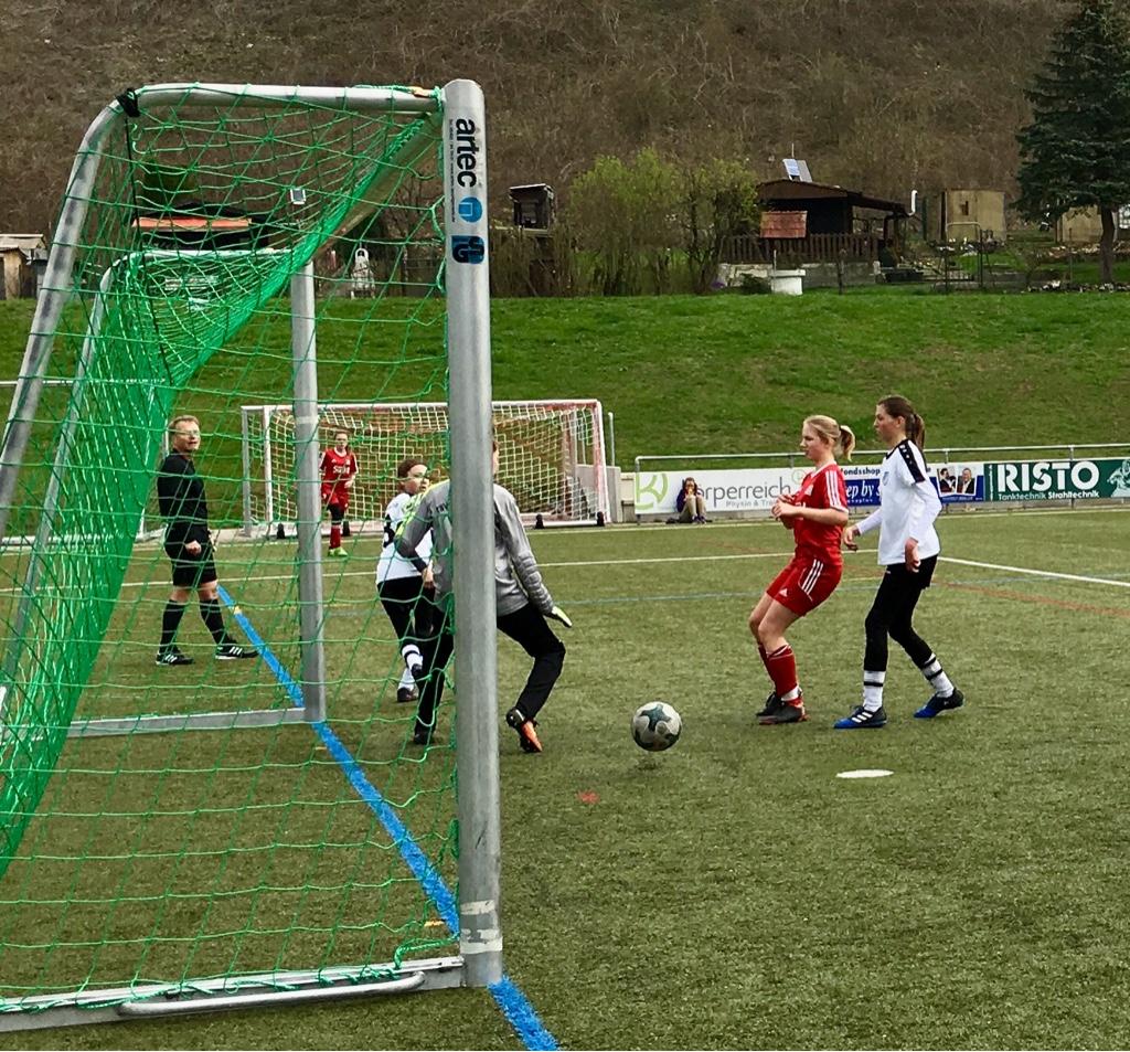 C-Juniorinnen erfolgreich gegen den TSV Münchingen
