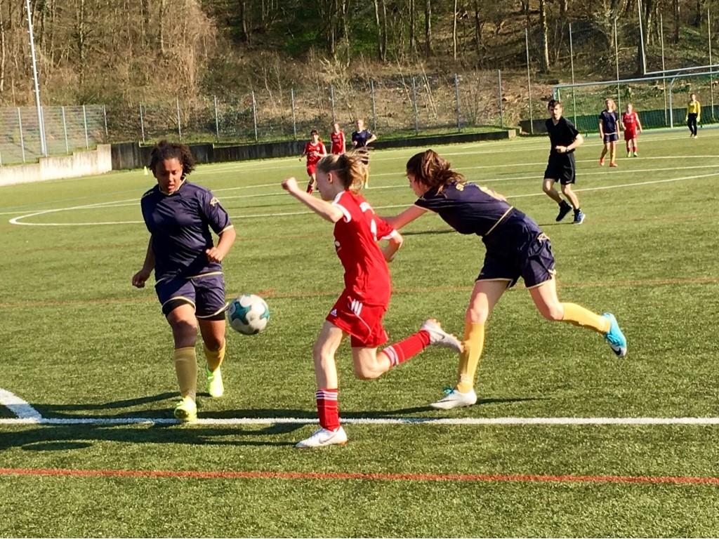 C-Juniorinnen gewinnen mit 7:1 gegen Leonberg-Eltingen