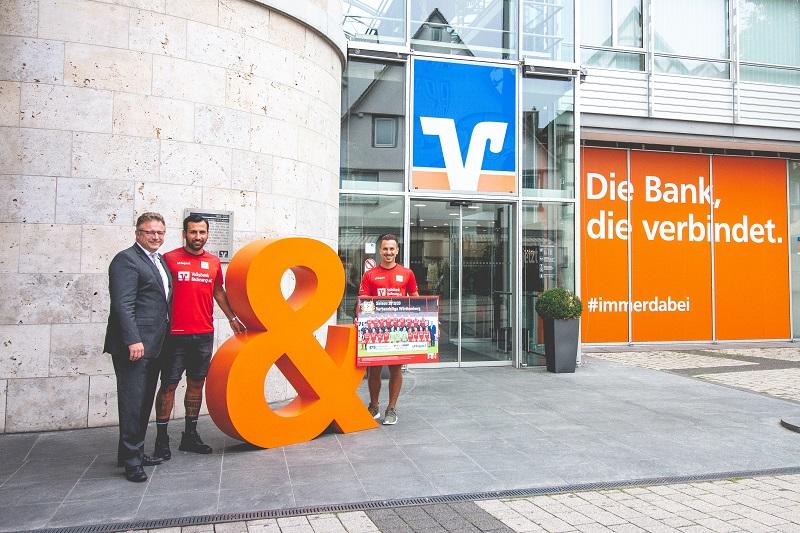 Volksbank Backnang - der Partner an unserer Seite