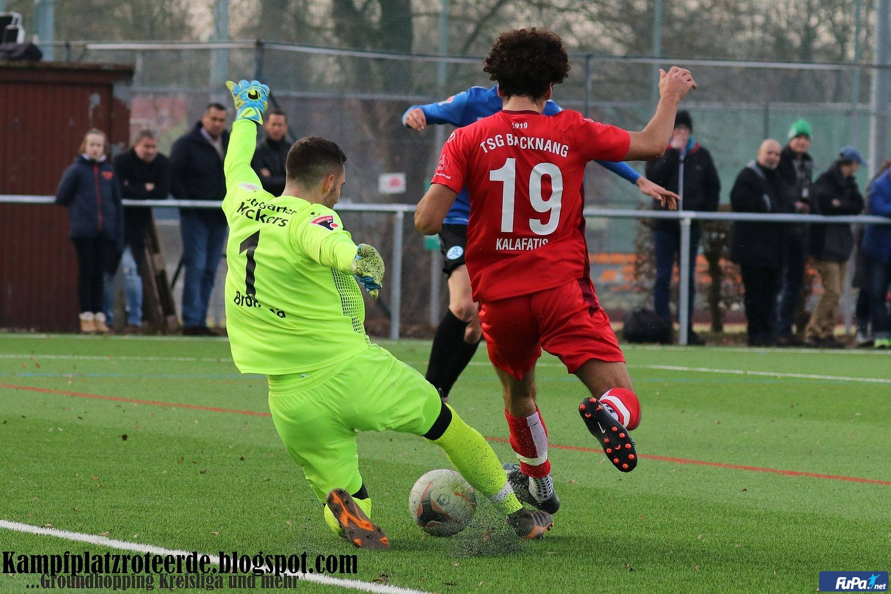 Gelungener Test gegen die Stuttgarter Kickers