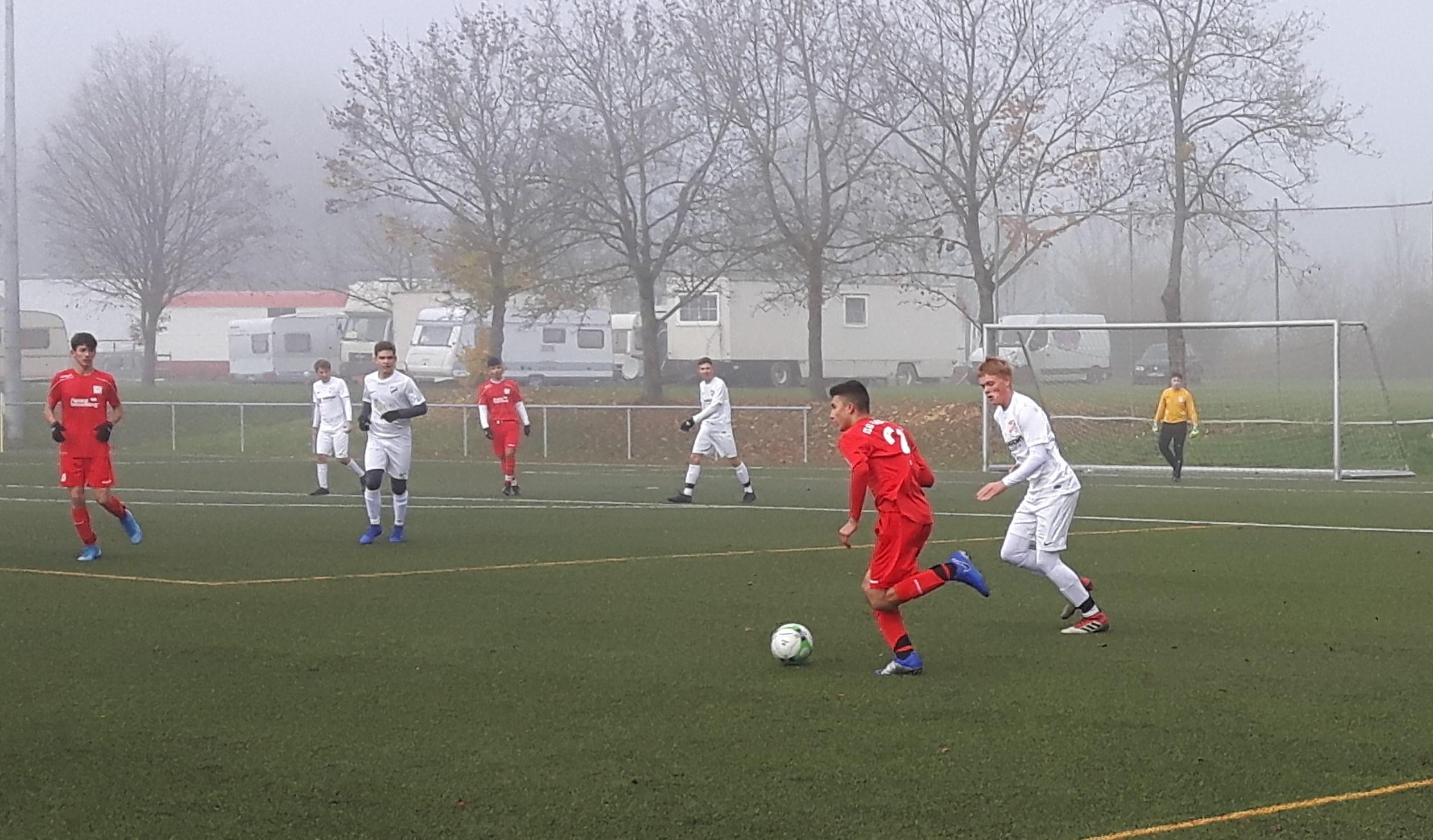 U17 mit verdientem Auswärtssieg
