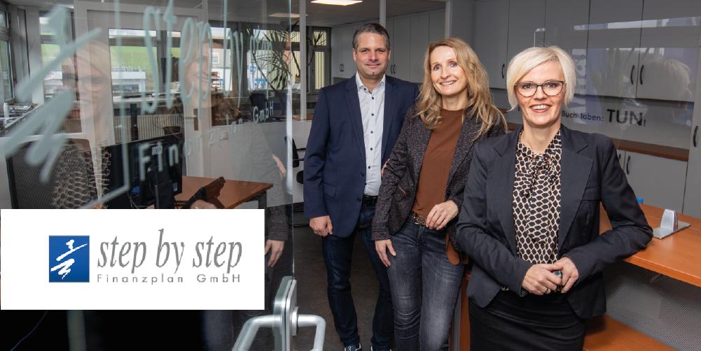 step by step - Finanzplan GmbH