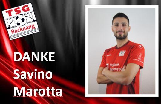 Savino Marotta sagt den Etzwiesen Adieu