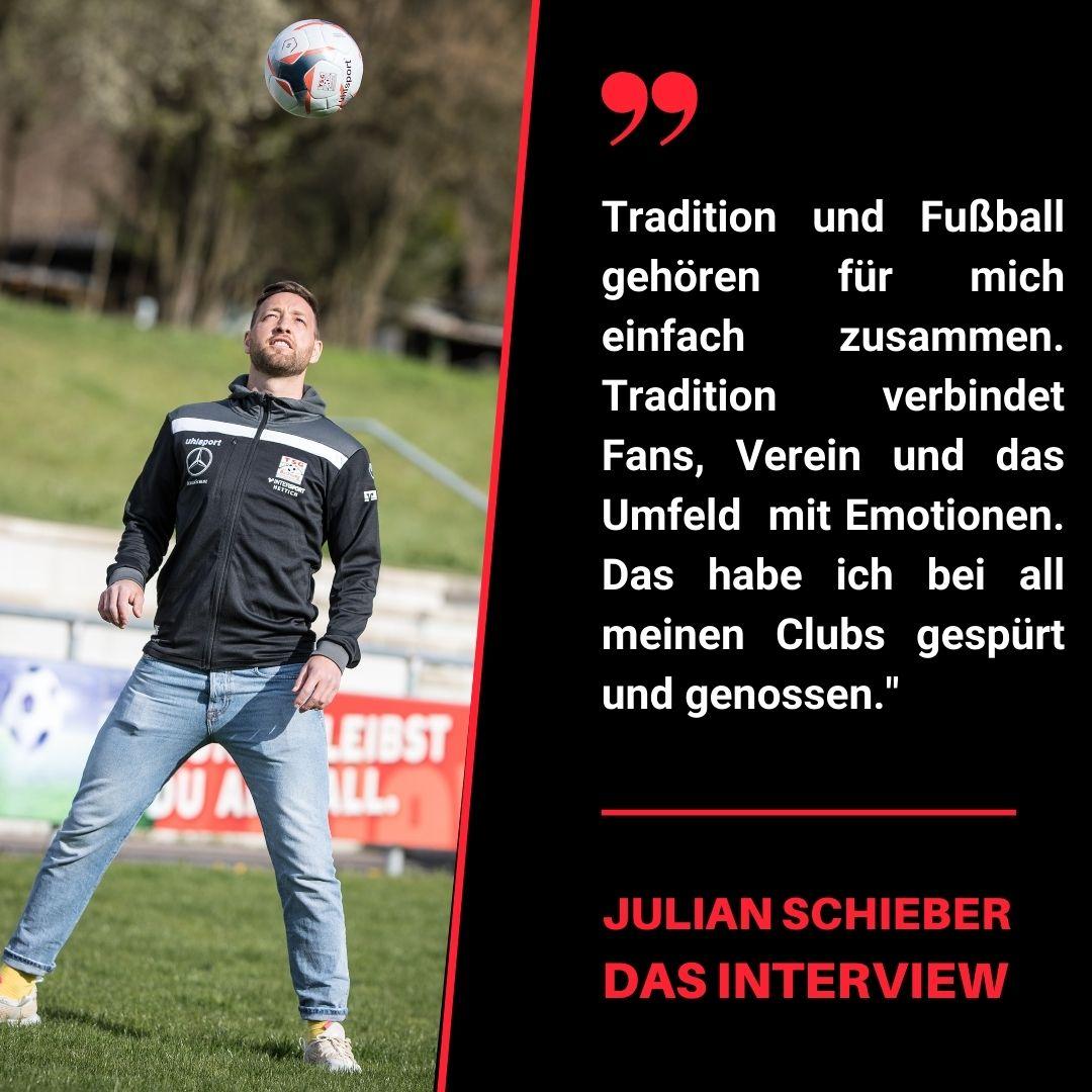 Julian Schieber im Interview!