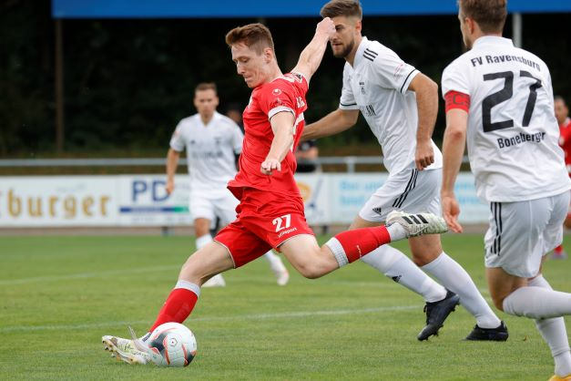 4-2 Sieg gegen FV Ravensburg