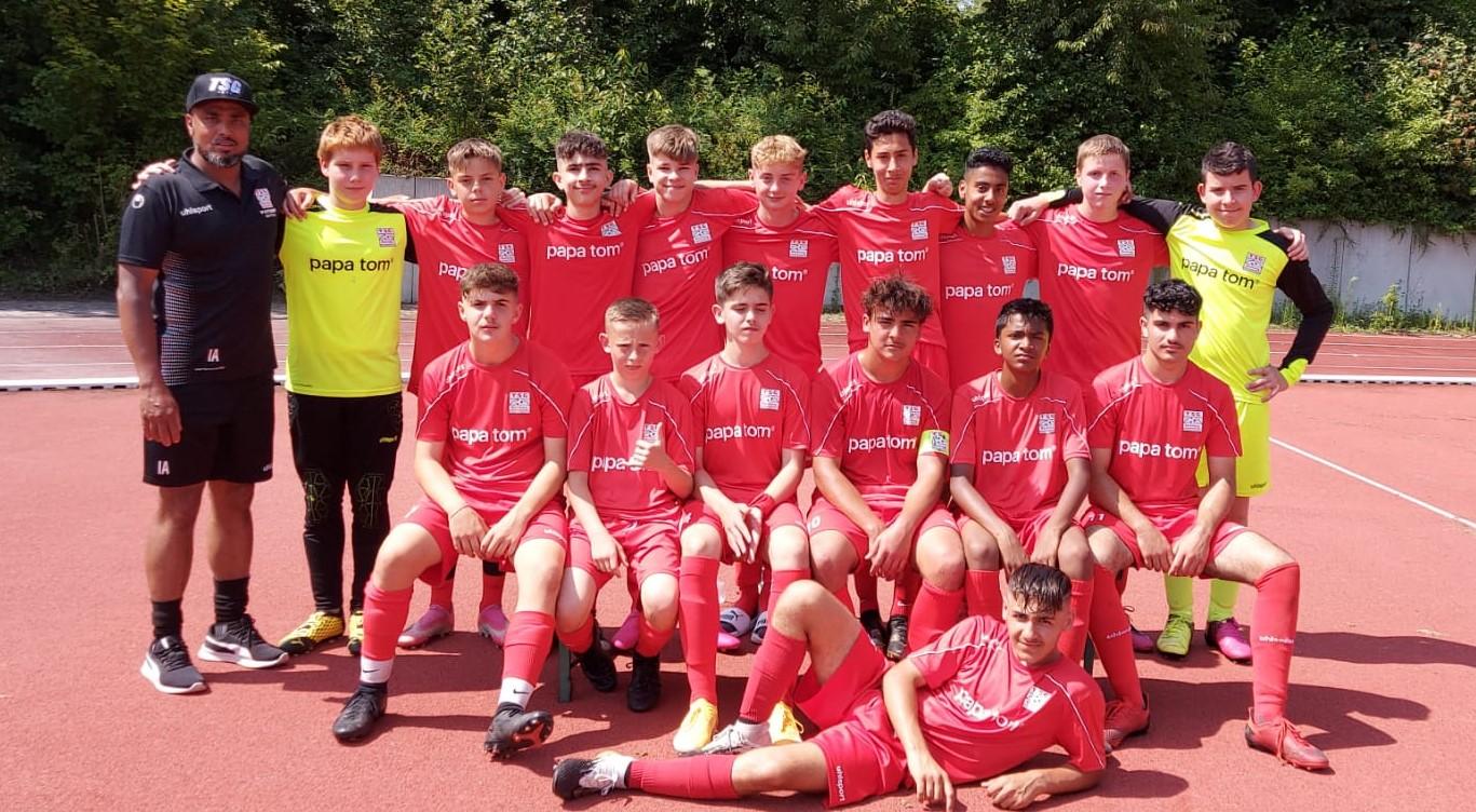 U15 gewinnt Turnier in Beilstein