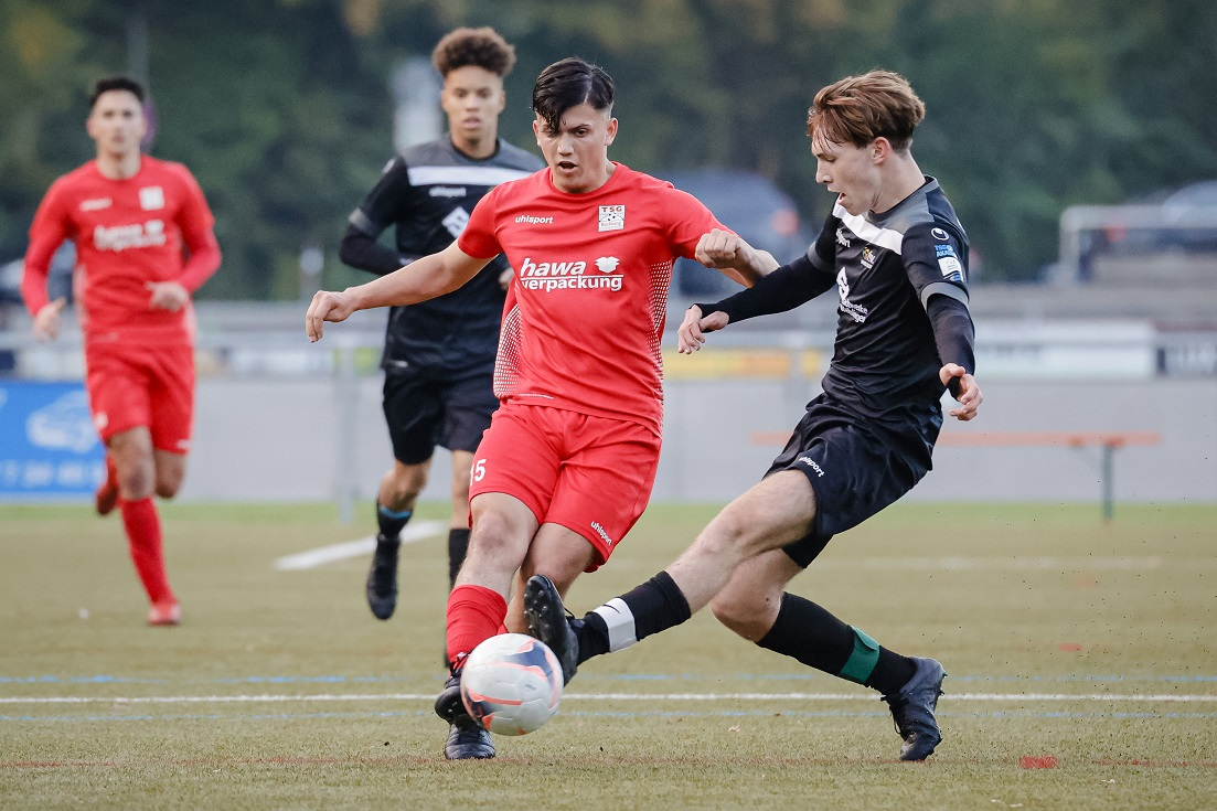 U19 - Sieg im Spitzenspiel gegen FSV Waiblingen
