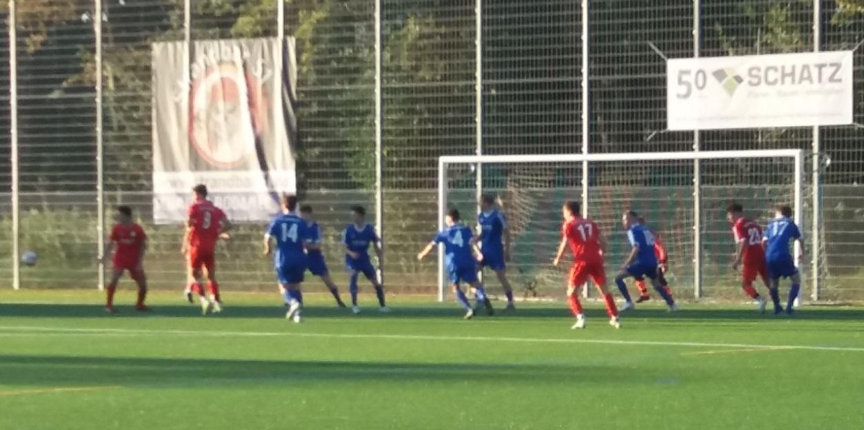 U19 - Auswärtssieg im Spitzenspiel